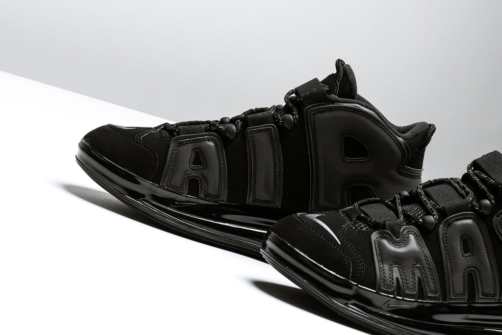 info for 4ad79 dbd4d Nike presents a brand new silhouette that brings together a classic model  and the latest Air Max technology, dubbed the Air More Uptempo 720 ( 200).