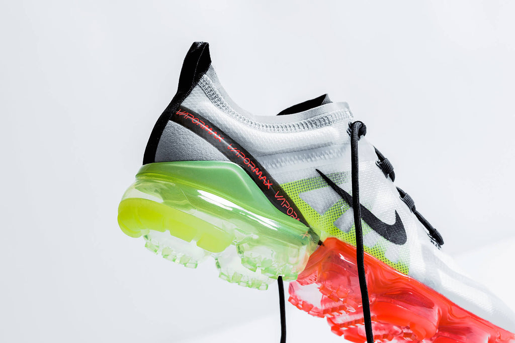 545eecae44e Nike presents a vibrant rendition of the new Air VaporMax 2019 ( 190). The  latest addition to the Air Max line is the result of 7-years of development  ...