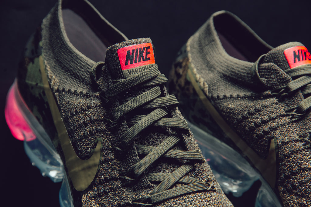 30927dd0a5 Nike presents a new neutral olive rendition to their Vapormax ($190) for  the up and coming spring season. The runner is seen in a tonal olive color  way with ...