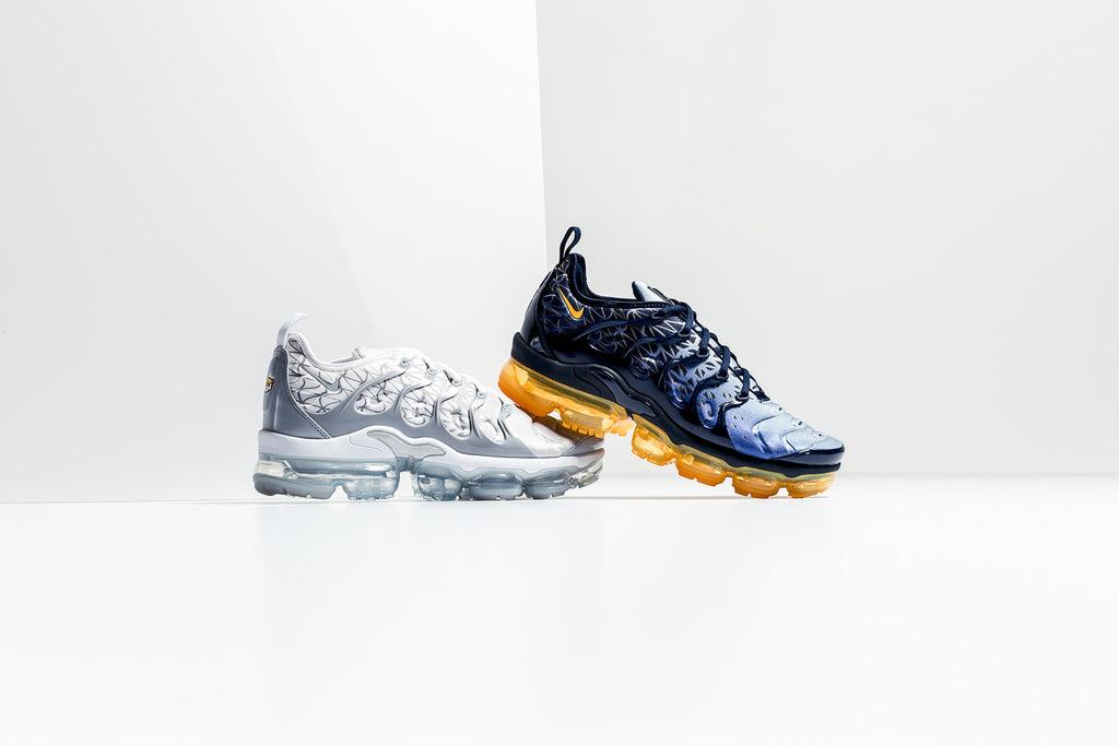 22aa83fada Nike presents two new color-ways of their recent hybrid silhouette  representing the brand's past and future, dubbed the