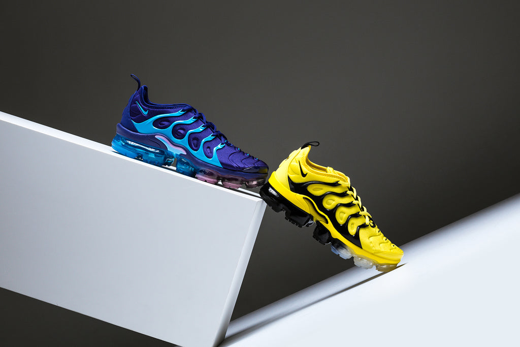 separation shoes ea0d8 f1c5d Nike Air VaporMax Plus Pack Available Now – Feature
