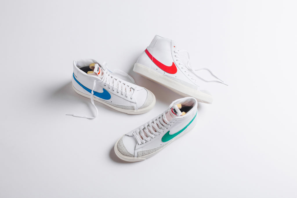 new york a8e2e b5586 Nike Blazer Mid '77 Vintage Pack Coming Soon
