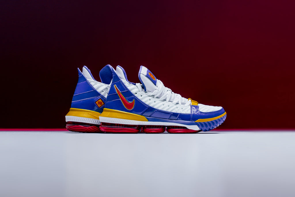 3c5b24a54af This SuperBron colorway draws inspiration from an early Lebron 3 Superman  PE featuring hits of royal blue ...