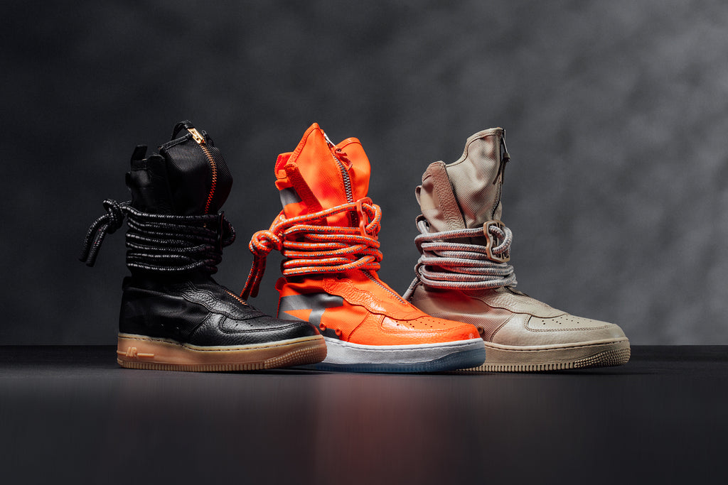 Nike SF-AF1 Hi Boot Collection Available Now – Feature Sneaker Boutique f48e83a7c