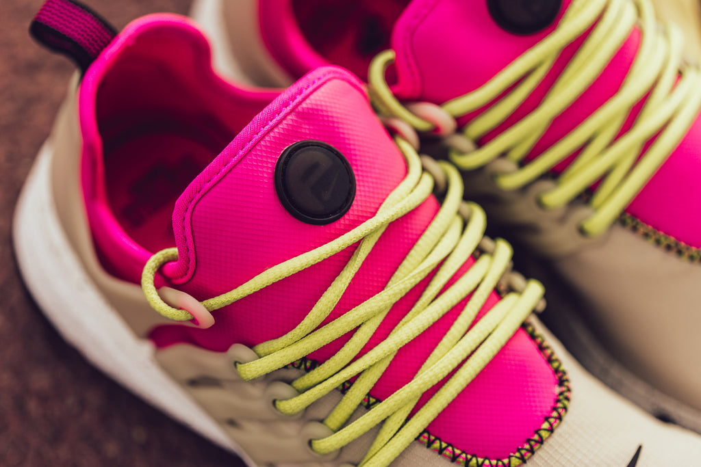 Nike Women s Air Presto Ultra SI In Mushroom Deadly Pink Black Bright Cactus  Available Now 0f824eb4b