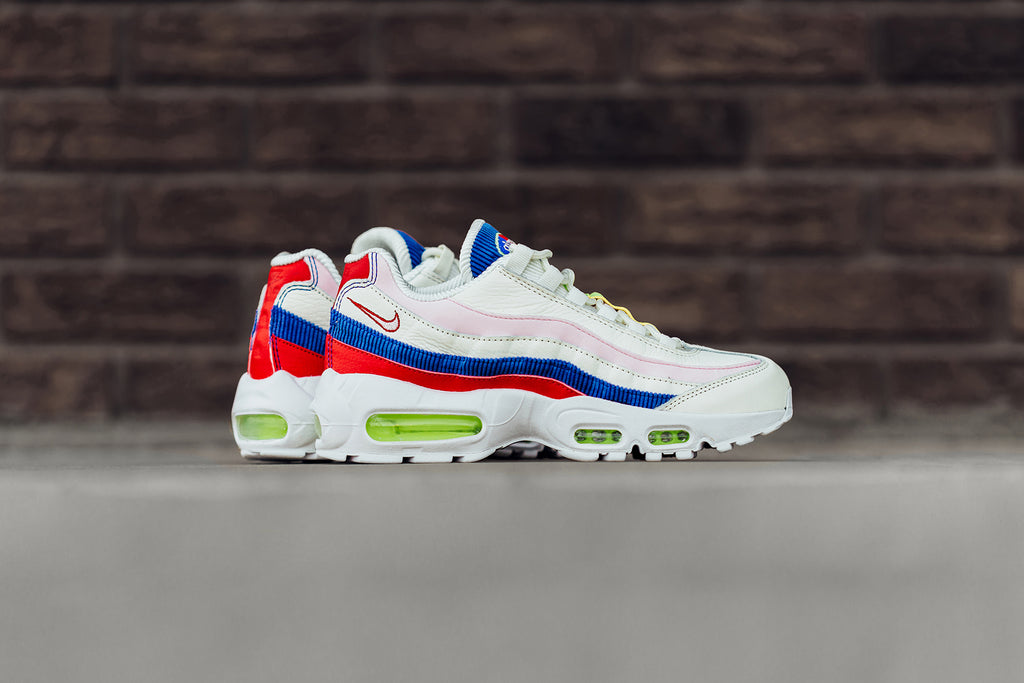 0a69a4a12 ... sweden nike presents a colorful iteration of the womens air max 95 170  as part of