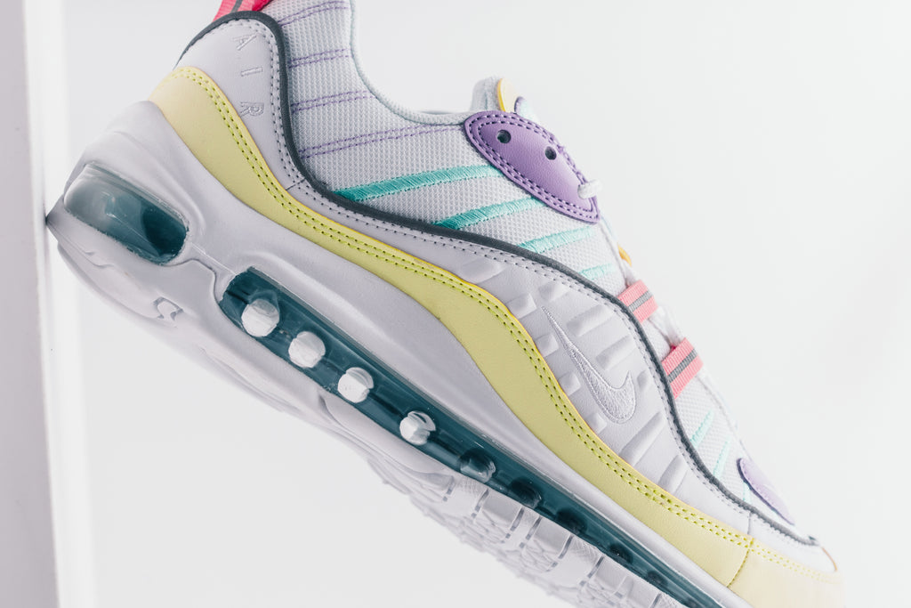 Nike Air Max 98 Pastel Release Info | HYPEBEAST