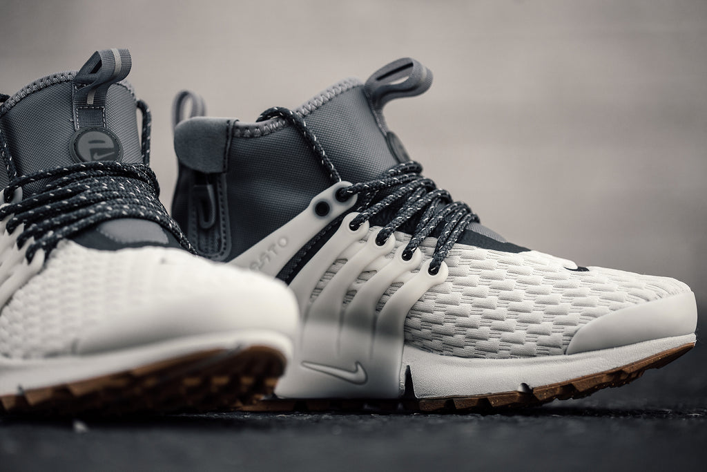 100% authentic a4193 61751 ... new zealand nike expands their womens fall winter collection with  another take on the air presto discount code for nike womens air presto mid  utility ...