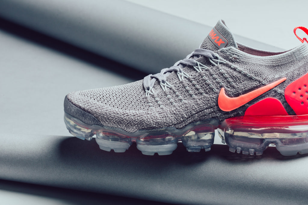 60bf63b4cd Nike expands their women's summer lineup with another bold take to the Air  Vapormax Flyknit 2 silhouette ($190). The latest rendition features an  Atmosphere ...