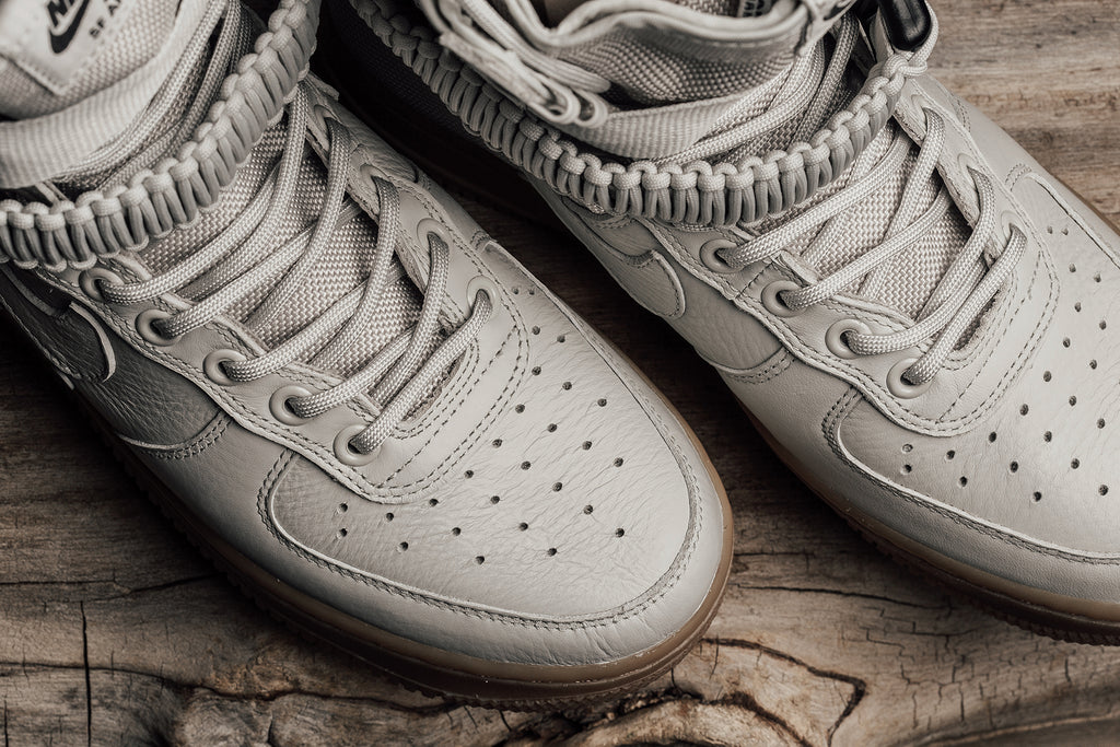 new product 616cd d2604 Nike Women's SF-AF1 High In Light Bone Coming Soon – Feature