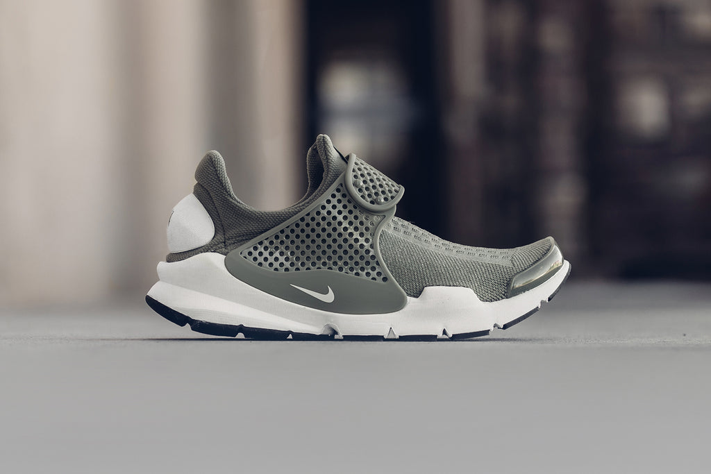 0d66d7c6bba8 Nike Women s Sock Dart  Dark Stucco  Available Now – Feature Sneaker  Boutique