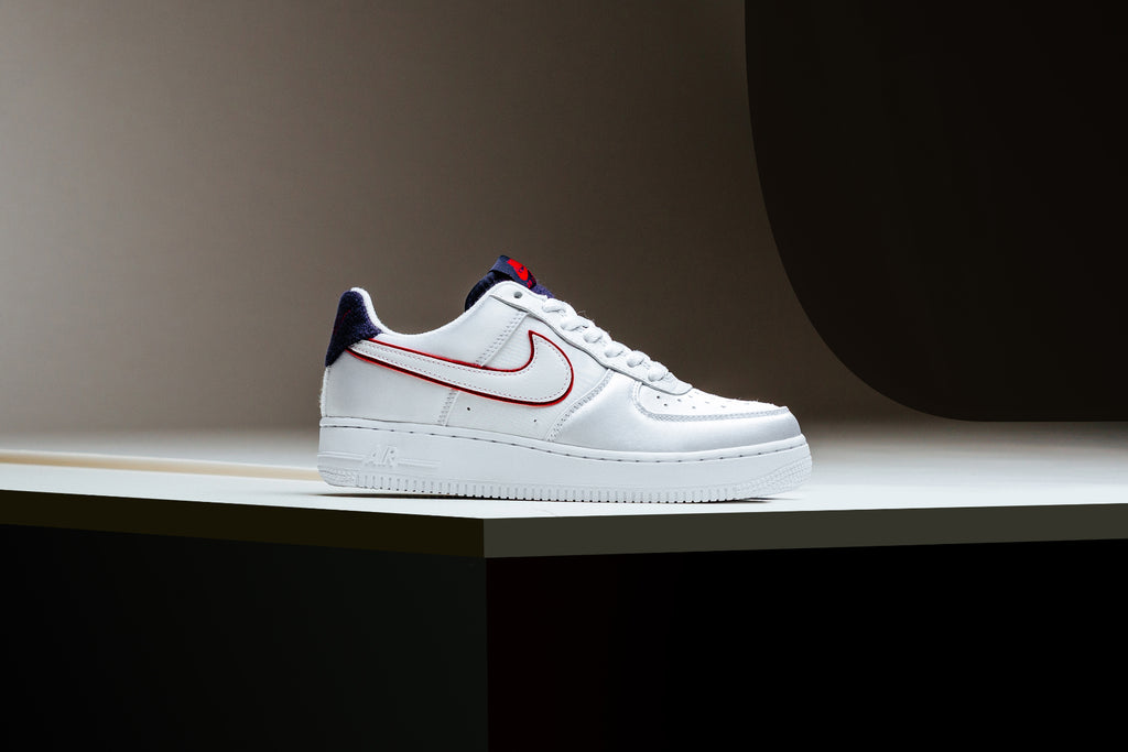 huge selection of 750d2 3c5aa Nike Women's Air Force 1 '07 SE | Nike Air Max 95 LX Satin ...