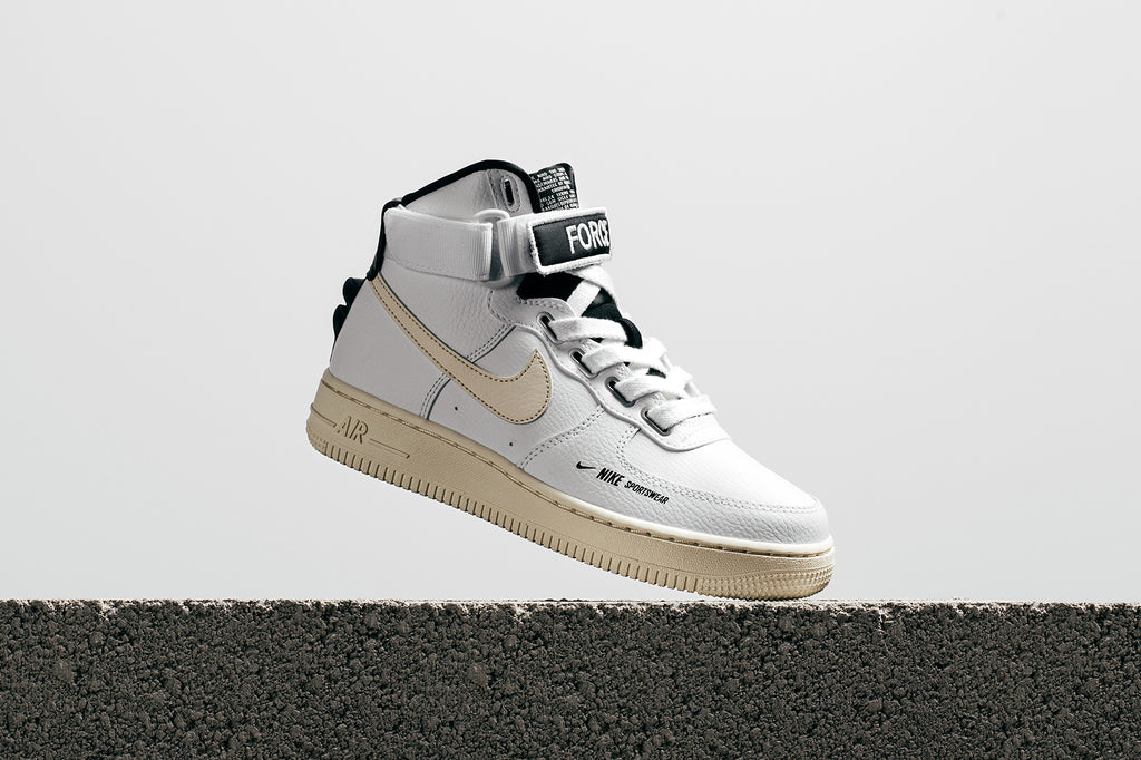 new product a5be1 e10b2 Nike Women s Air Force 1 High Utility