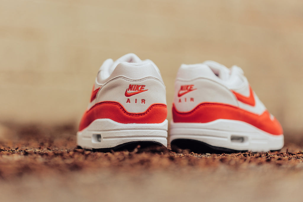 Nike Air Max 1 Habanero Red – Feature Sneaker Boutique cbde58b842