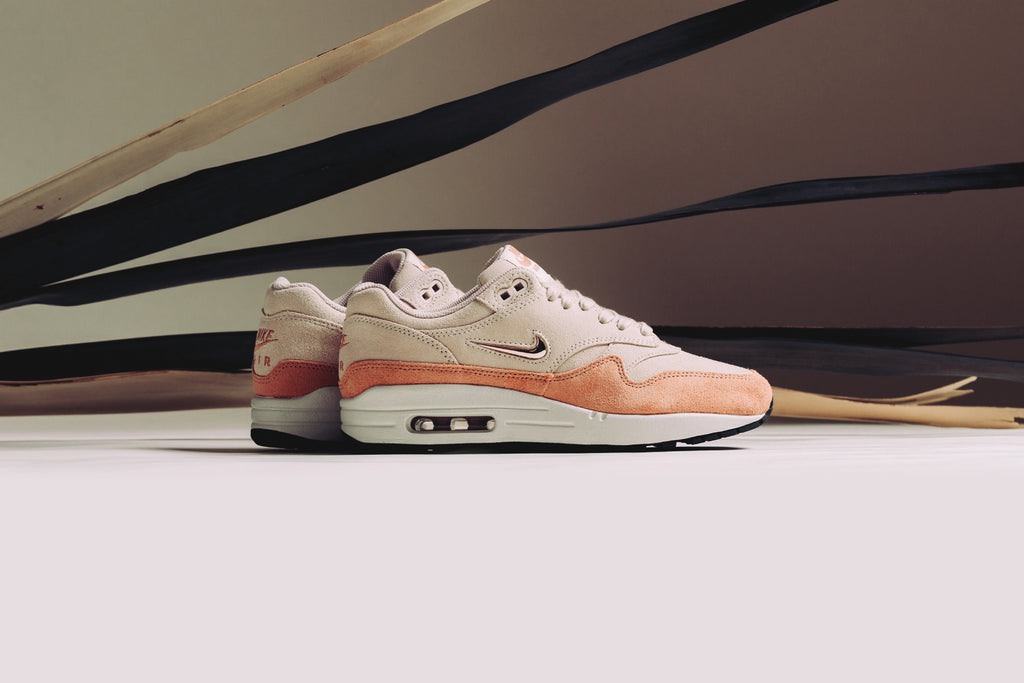 Details about Nike Air Max 1 Premium QS Wheat Flax Baroque Brown Pack Collection