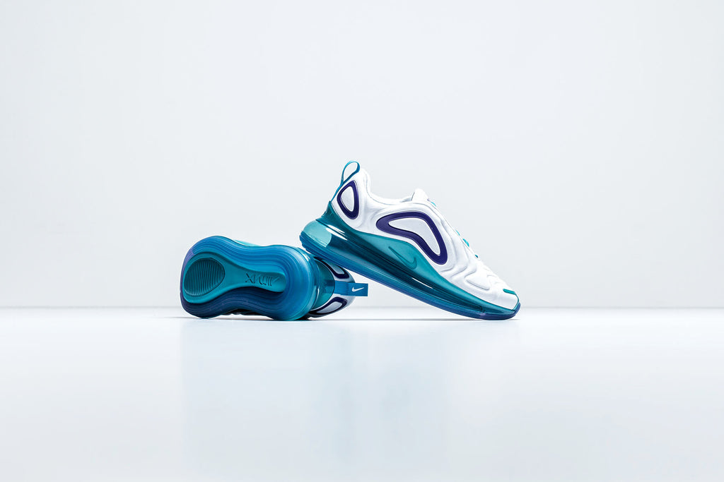 Nike Women S Air Max 720 White Court Purple Spirit Teal