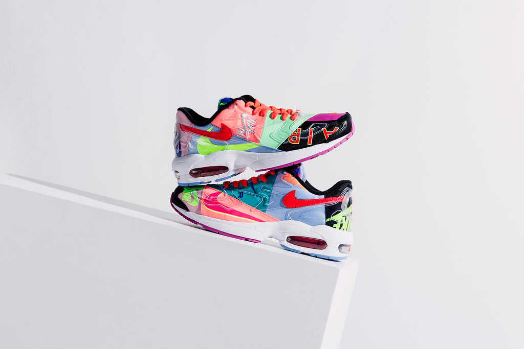 aa15797e4b Nike X Atmos Air Max2 Light QS