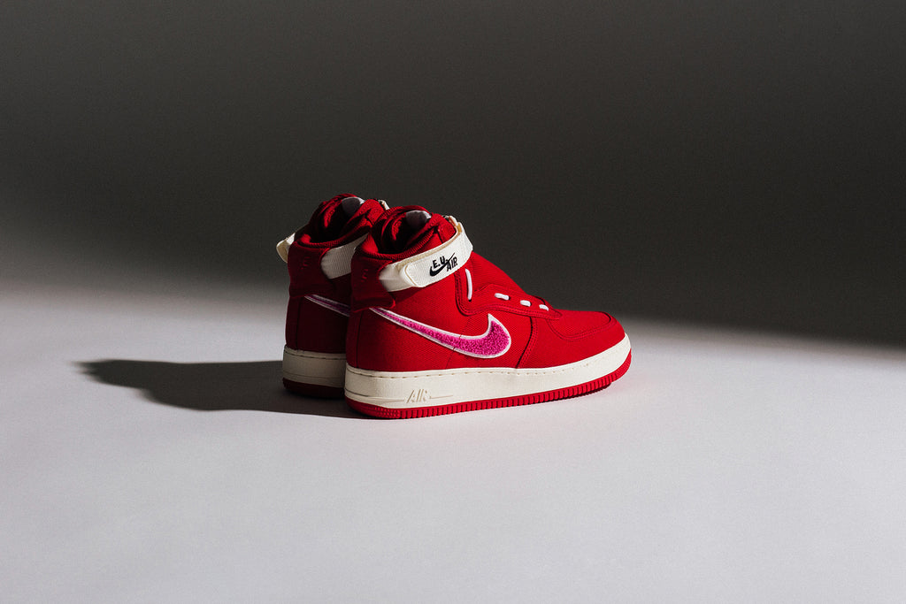 713bbfed0c53 Nike x Emotionally Unavailable Air Force 1 High