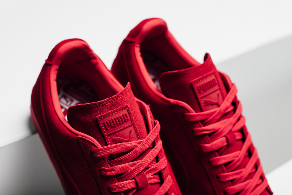 ddc802f556b667 Puma Suede  Embossed Iced Pack  Available Now – Feature Sneaker Boutique