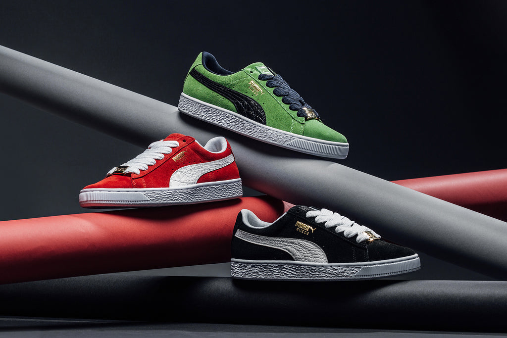 huge discount 0dc30 225f7 Puma Suede Classic BBOY Fabulous Pack