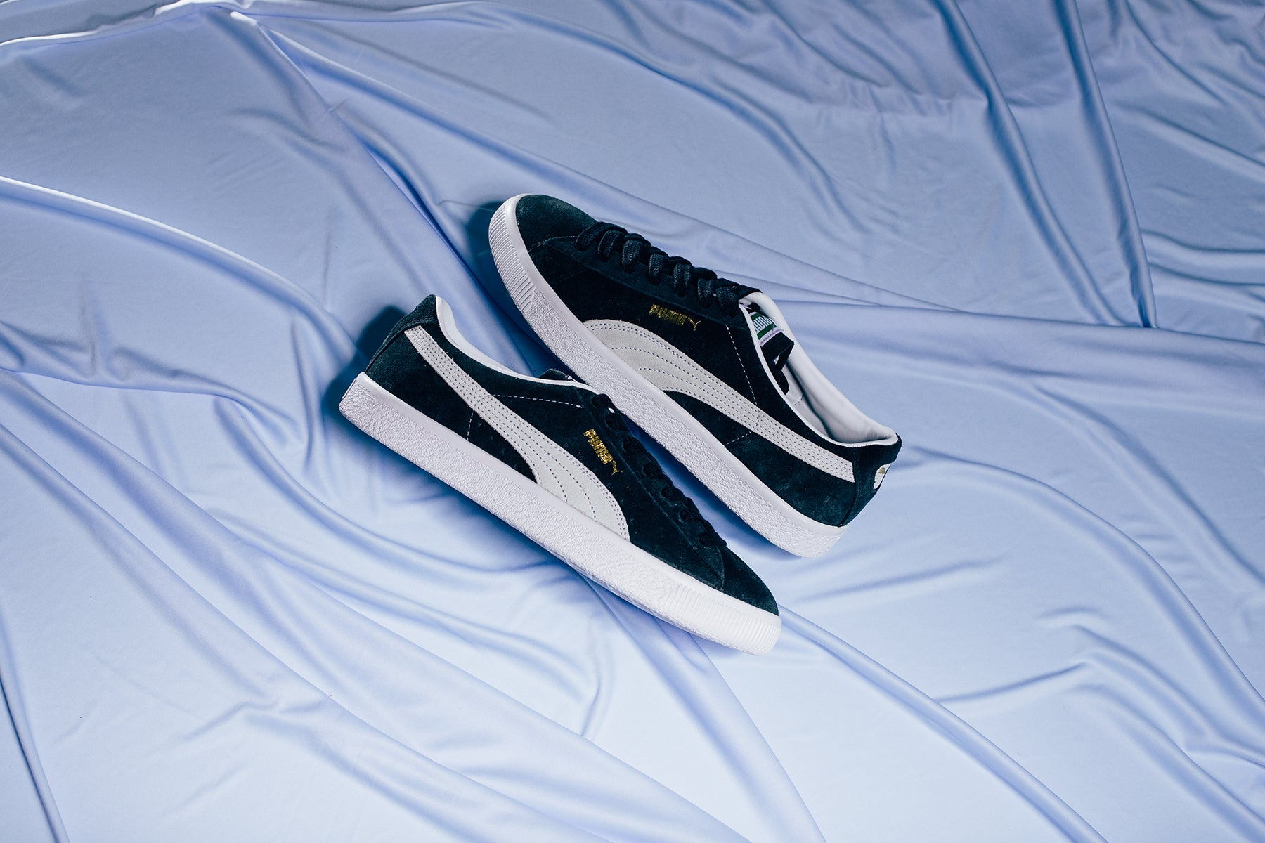 A Timeless Classic Reimagined, New Puma Suede VTG's Release 11/6 ...
