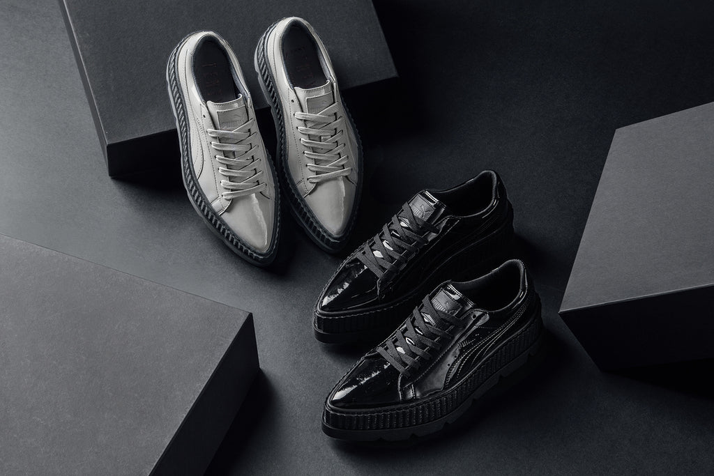 f51795007b8c63 Puma x Fenty by Rihanna  Pointy Creeper  Collection Available Tonight –  Feature Sneaker Boutique