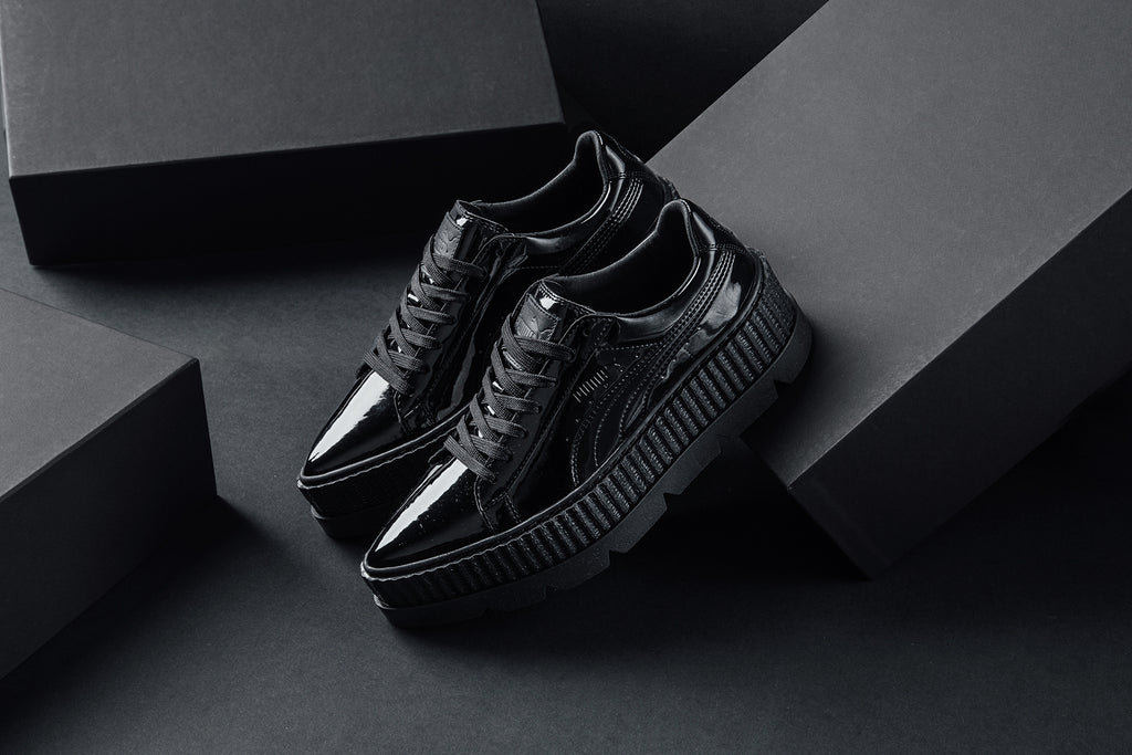 2e24a2563ad8 Puma Fenty and Rihanna are back at it with two new women variations of her  famous Creeper model. For the latest drop