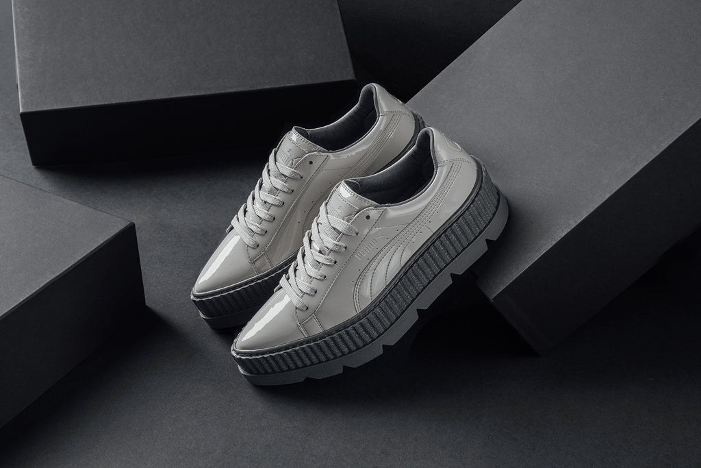 32cfe4e8b298 Puma x Fenty by Rihanna  Pointy Creeper  Collection Available Tonight