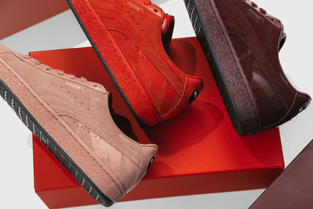 – X Mac Suede Available Feature Collection Now Puma R4L3j5A