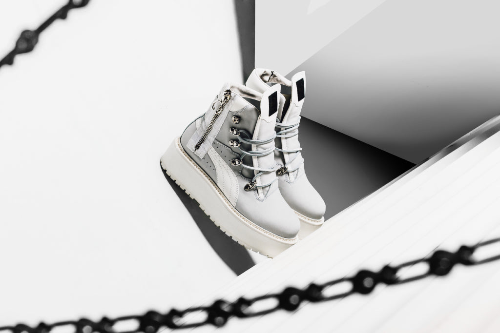 Puma x Rihanna FENTY Sneaker Boot Available Now – Feature Sneaker Boutique e777fc604