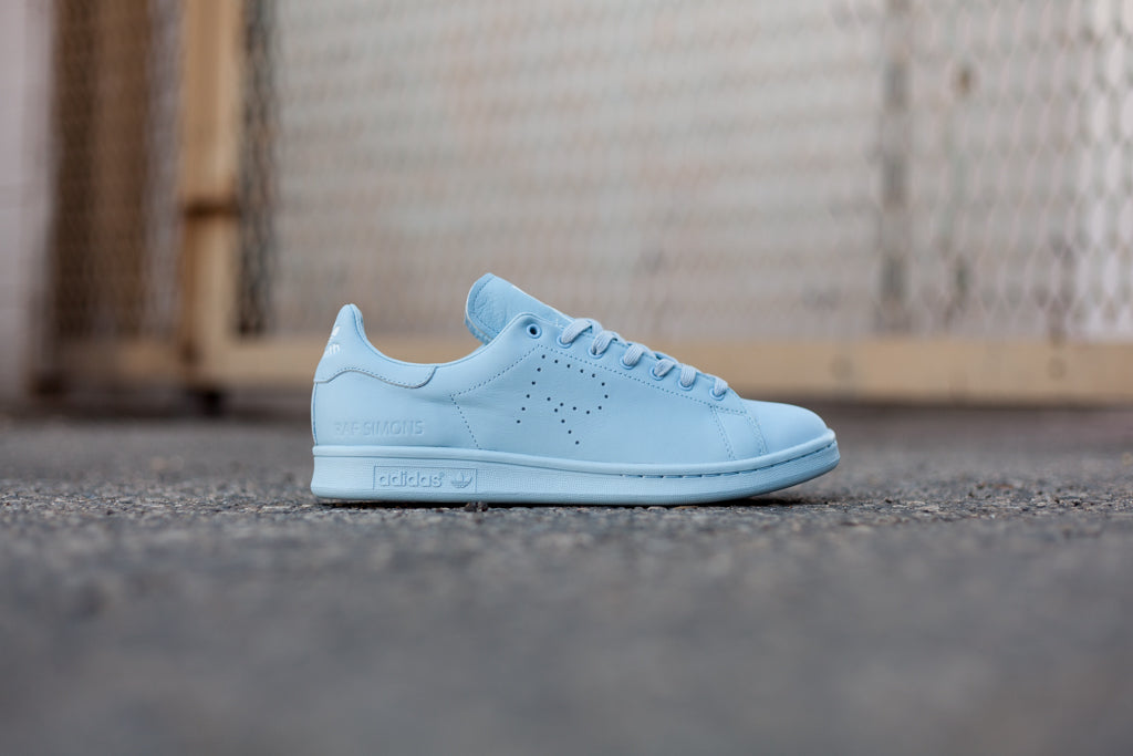 newest collection ee763 84d3d ... Adidas Originals x Raf Simons Stan Smith Delivery 2 Available Now  Stan  Smith  adidas stan smith blue sky ...