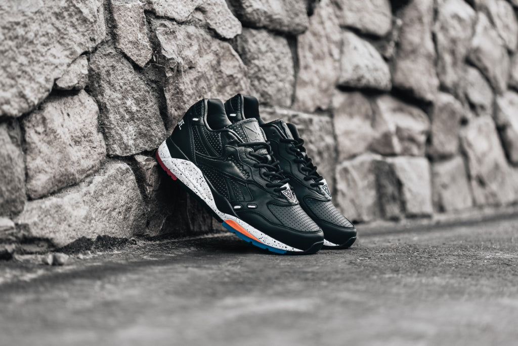 Reebok and Distinct Life team up once again for the fourth installment to  its photography-inspired collection titled