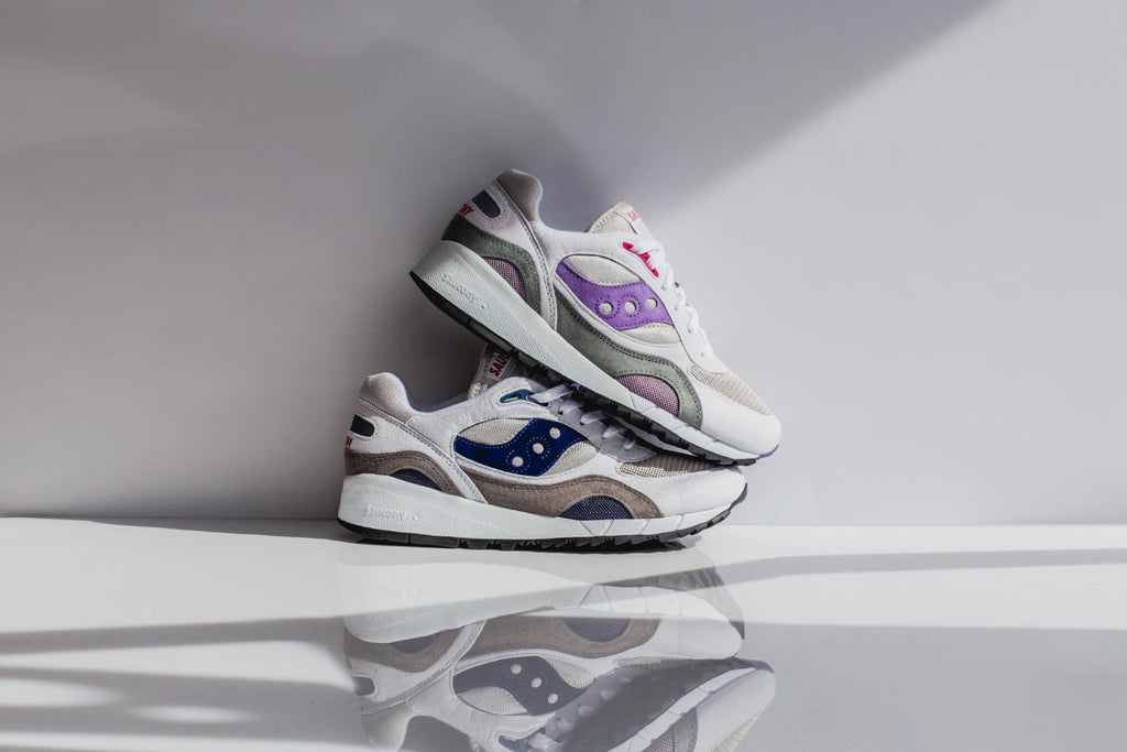 8897bfa9ccb98 Saucony Shadow 6000 Pack Available Now