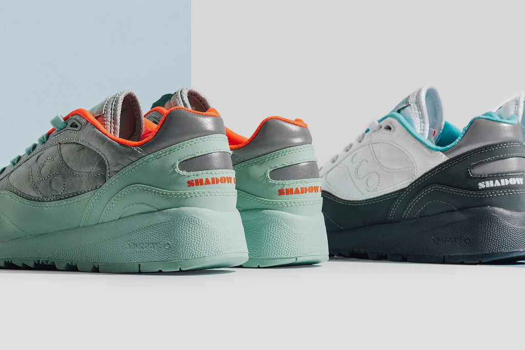 timeless design e0bfc a90b1 Saucony Shadow 6000 MD 'Space' Collection Available Now ...