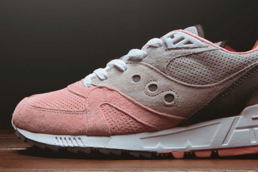 brand new 3b4f3 7bda2 Saucony x Afew Shadow Master 5000 'Goethe' Coming Soon – Feature