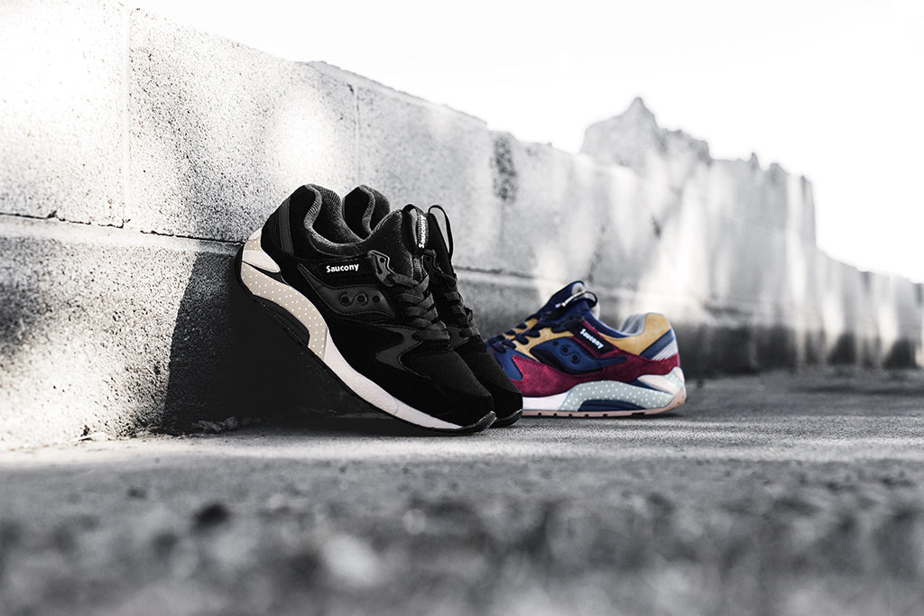 best loved d54e5 13ab9 Saucony x Billy Grid 9000
