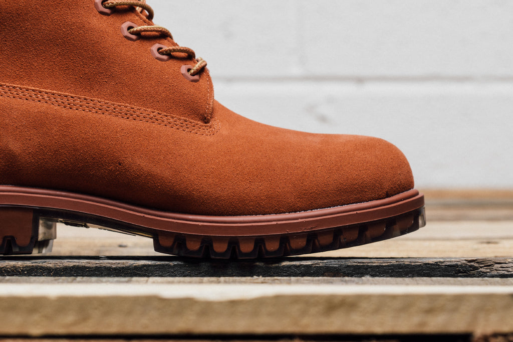 Timberland 6 Inch Premium Boot In Brown Dark Rust Available Now Feature Sneaker Boutique