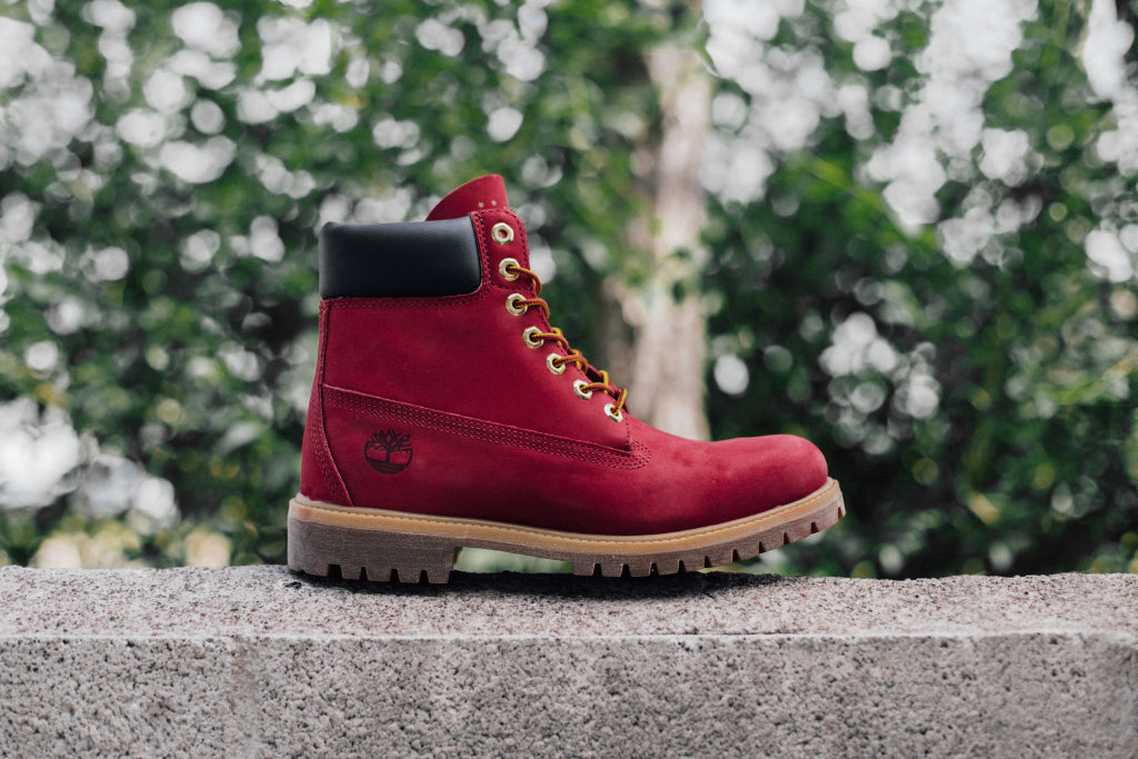 b0d6fbd1ff Timberland 'Patriotic Red' Limited Release Boots Available Now