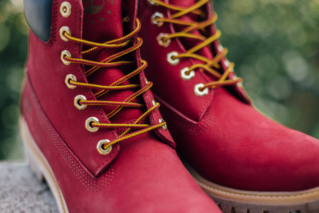 Timberland  Patriotic Red  Limited Release Boots Available Now – Feature  Sneaker Boutique 193ec0e882