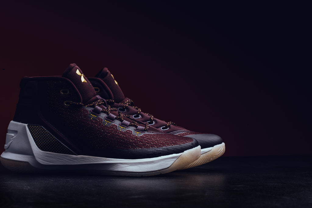 premium selection 59e2c 13619 Under Armour reveals another new colorway for their Curry 3 model ( 150).  Dubbed the