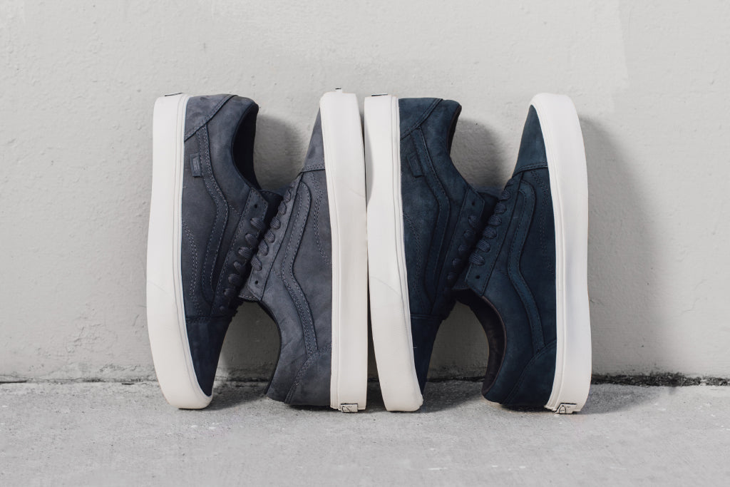 b23435b5bb Vans Vault Nubuck Old Skool Lite LX Collection Available Now