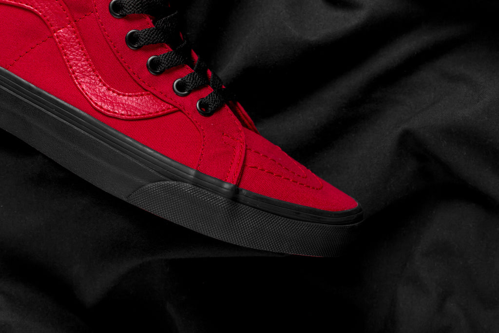 012ad0cecd6720 Vans gives their Sk8-Hi silhouette a new colorway to kick off the season.  The