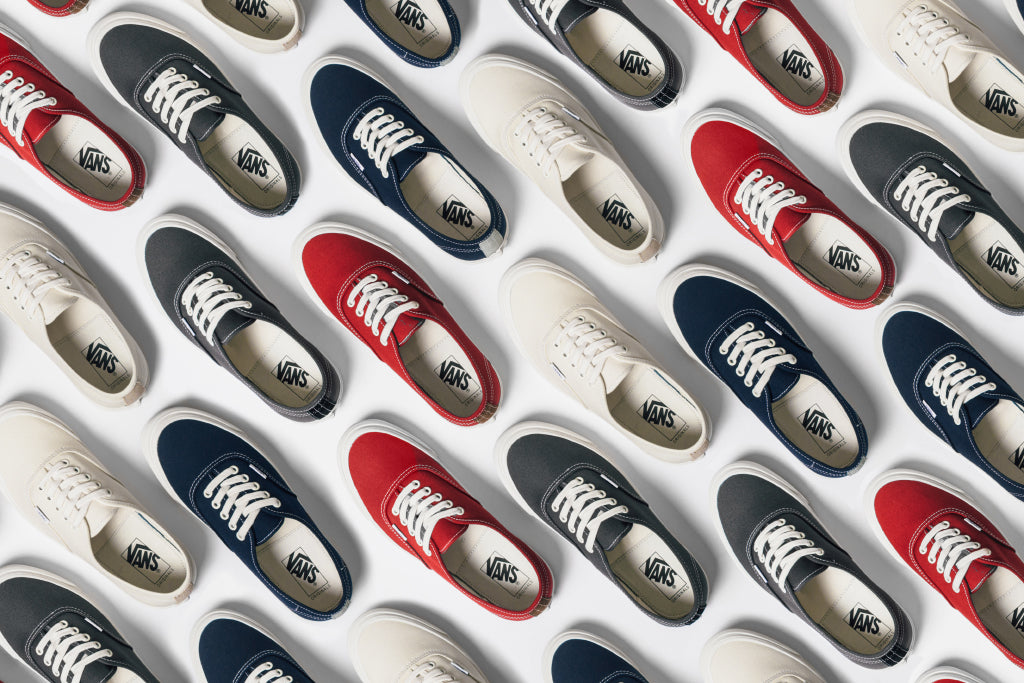 539bbc85ac Vans Vault expands their spring delivery with the addition of their OG  Authentic collection. The arrangement features the Authentic silhouette  ( 60) in ...