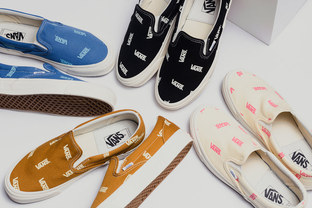 f79ab1623eb Vans Vault OG Classic Slip-On LX Pack Available Now – Feature ...