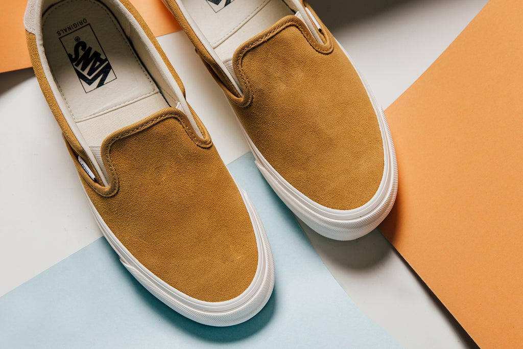 c568f0355006 Vans Vault OG Slip-On 59 LX Summer Collection Available Now ...