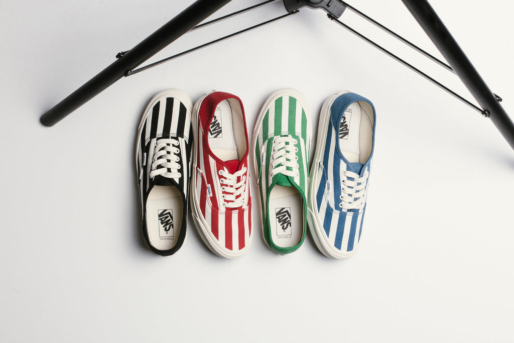946d7a0196 Vans Vault OG Style 43 LX Pack Available Now