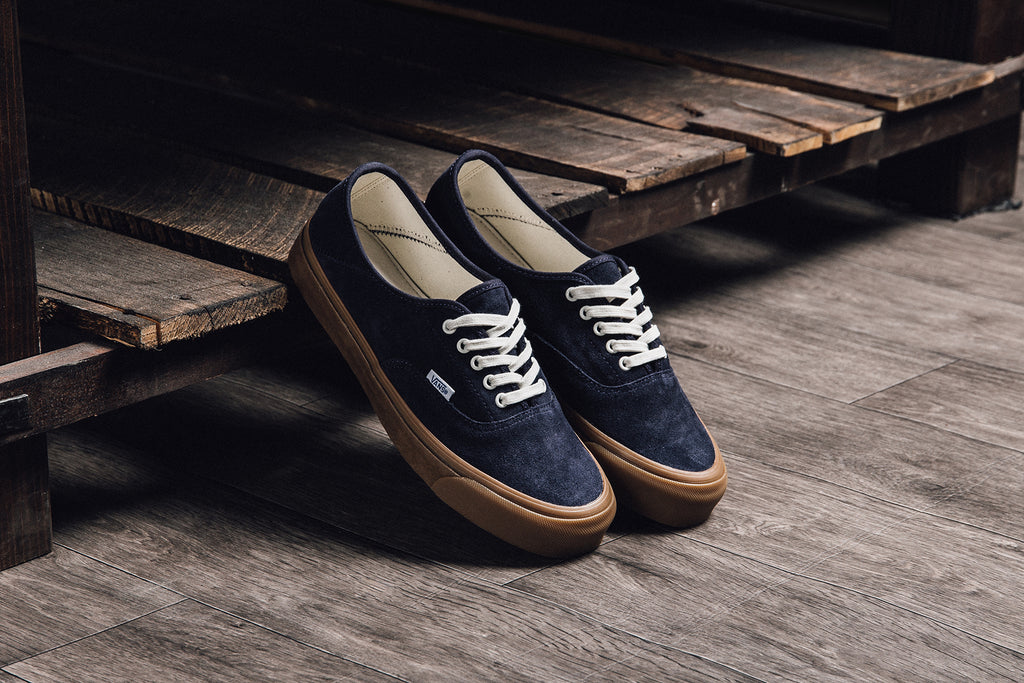 eaba8a72dd4 Vans Vault presents a classic silhouette with a twist with the OG Style 43  LX in