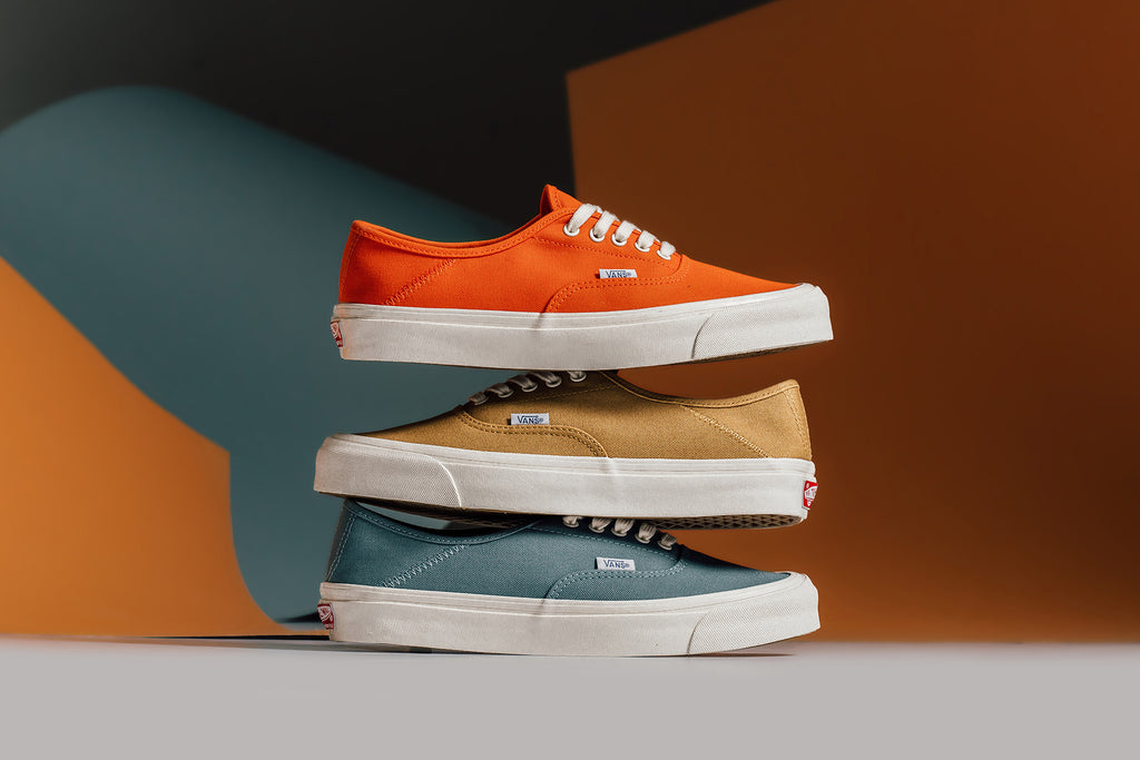 ad8efb12ccff Vans Vault OG Style 43 LX Spring 18 Delivery Available Now – Feature  Sneaker Boutique