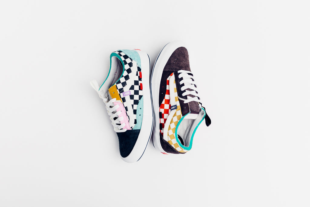 Available Now: Vans Vault Old Skool Cap LX Collection – Feature