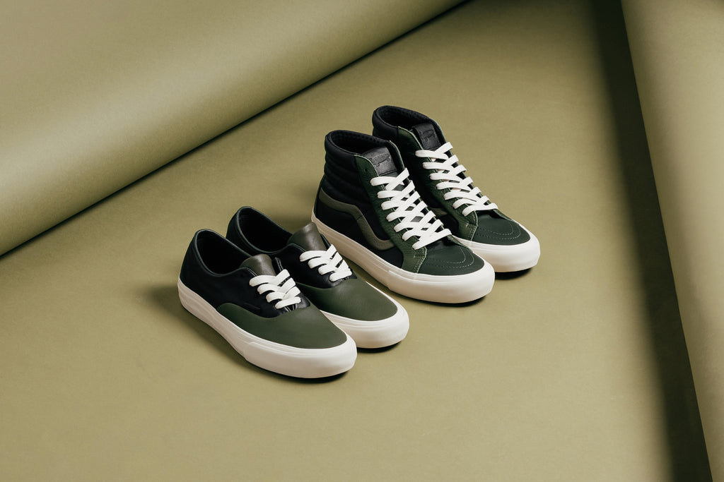 cb755b0194 Vans Vault is back with a counterpart to the